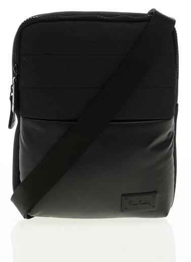 Pierre Cardin Messenger / Askılı Çanta Siyah